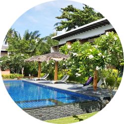 The Nidhra Boutique Resort op Koh Phangan