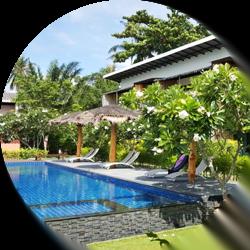 The Nidhra Boutique Resort op Koh Phangan