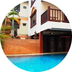 S.K.House 2 in Chiang Mai
