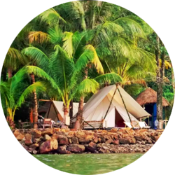 Lisca Glamping op Koh Chang