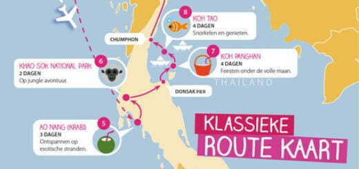 Ebook: Klassieke Route