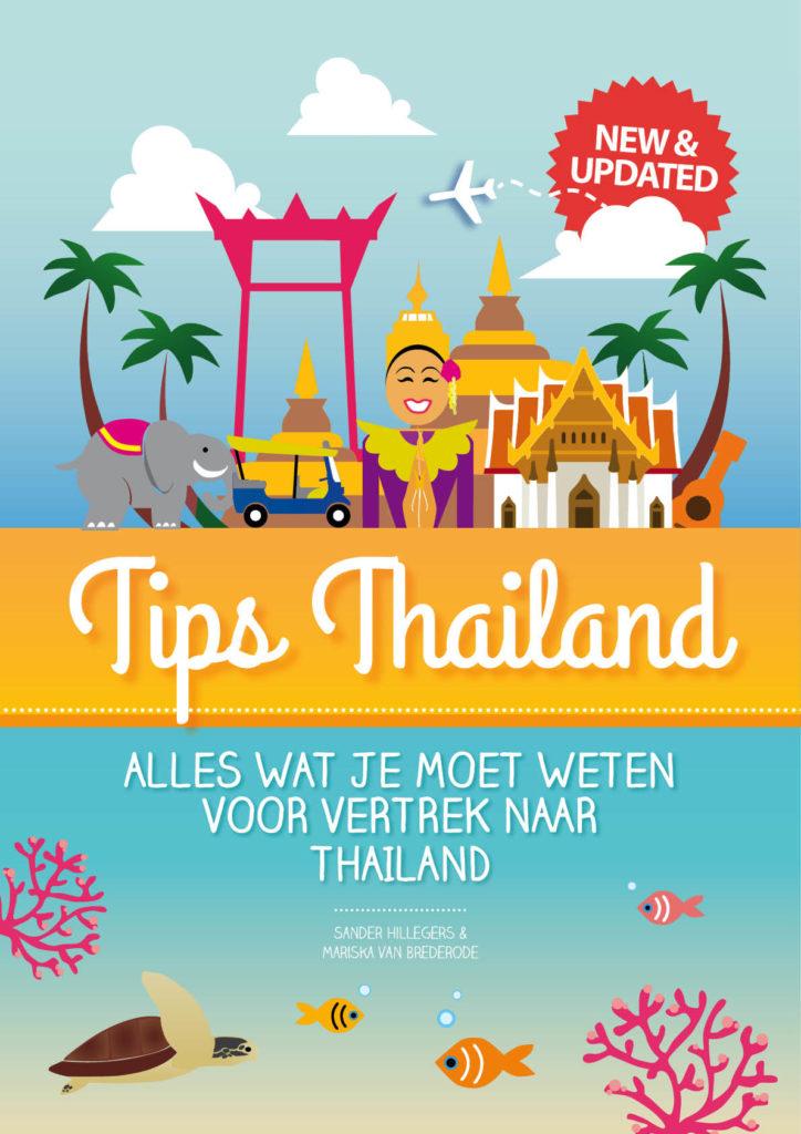 Alles wat je moet weten voor vertrek naar Thailand