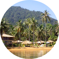 Amber Sands Beach Resort op Koh Chang