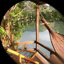 Blue Lagoon op Koh Chang