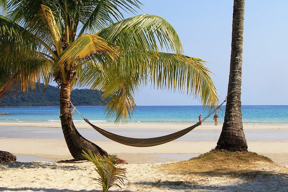 Klong Hin Beach op Koh Kood