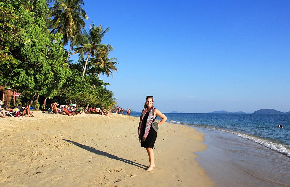 Klong Kloi Beach is een van de mooiste stranden van Koh Chang