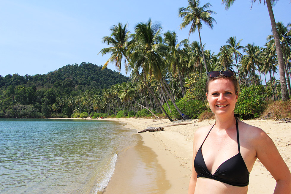 Het mooiste strand van Koh Chang