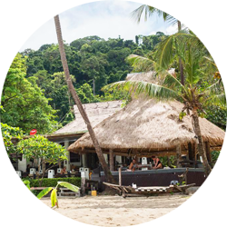 Nature Beach Resort op Koh Chang