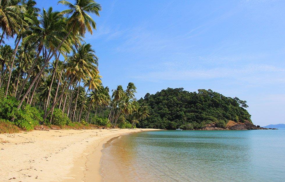 Mooiste stranden Koh Chang
