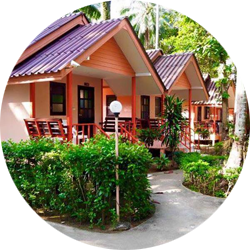 Seaflower Resort op Koh Chang