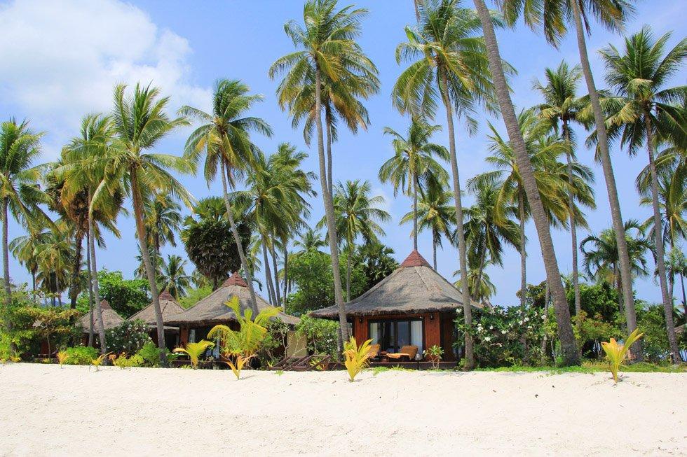 Sivalai Beach Resort op Koh Mook