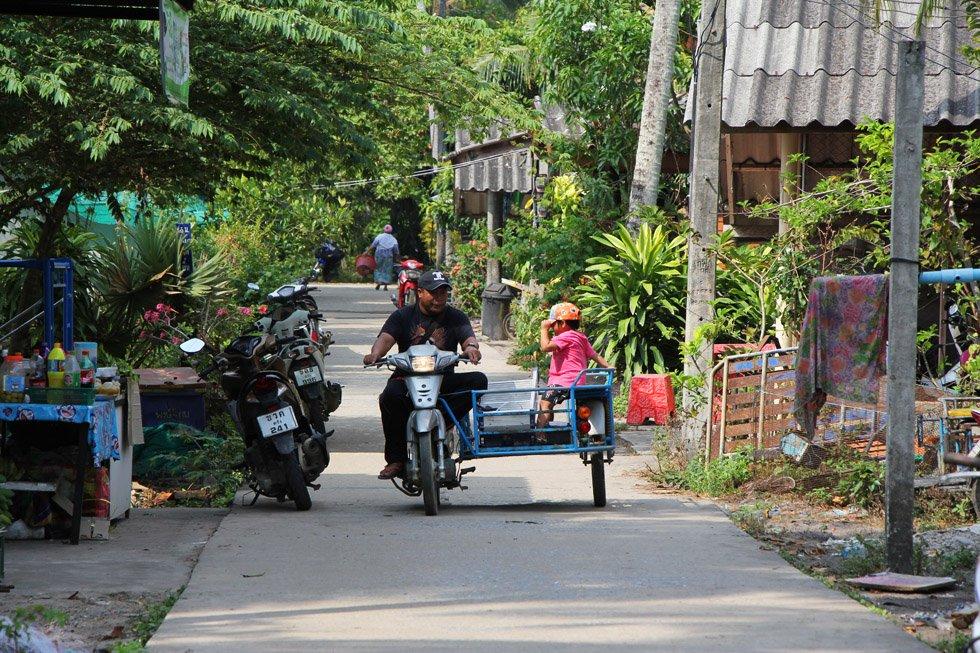 Het alledaagse leven op Koh Mook