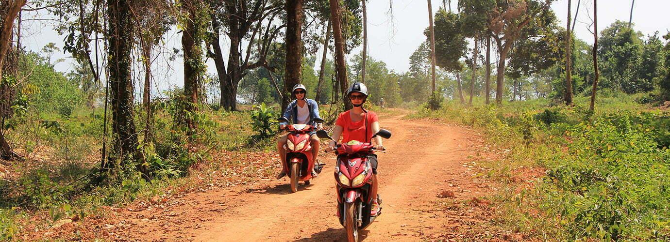 Vervoer op Koh Chang