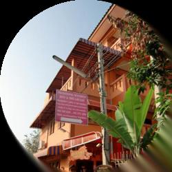 Prom Tong Mansion in Ayutthaya