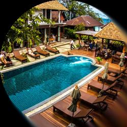 Sairee Cottage Resort op Koh Tao