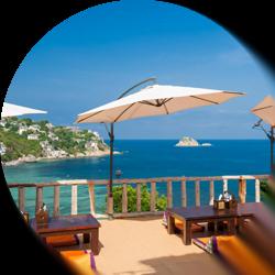 Taatoh Seaview Resort op Koh Tao