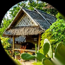 The Earth House op Koh Tao