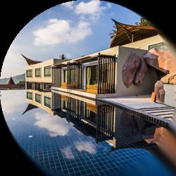 The Tarna Align Resort op Koh Tao