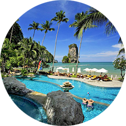Centara Grand Beach Resort in Ao Nang - Krabi