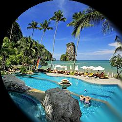 Centara Grand Beach Resort in Ao Nang - Krabi