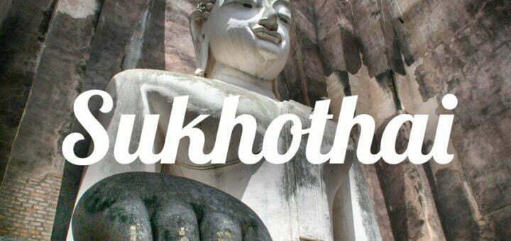 Sukhothai Tips Thailand