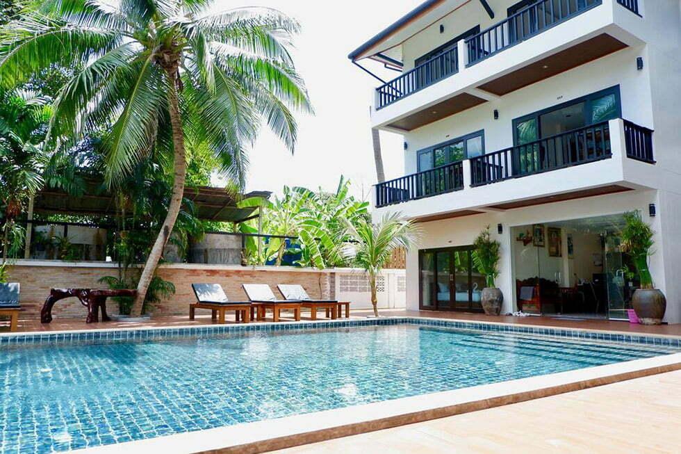 Budget Hotel Koh Tao Thailand