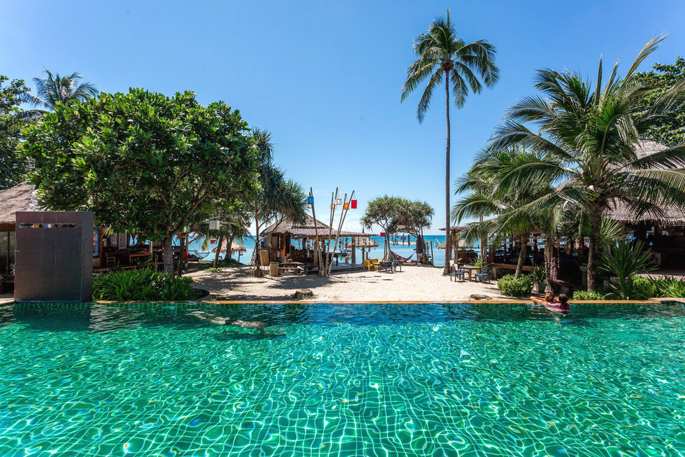 Zwembad Tips Thailand hotel 50 euro