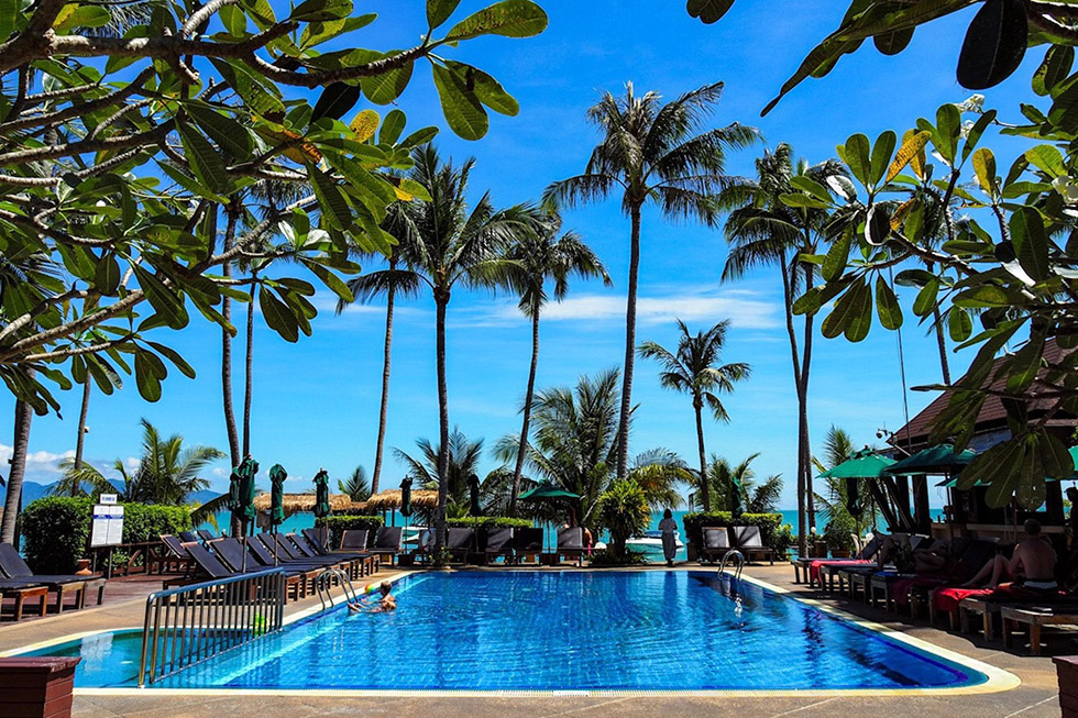 goedkoop hotel thailand koh samui