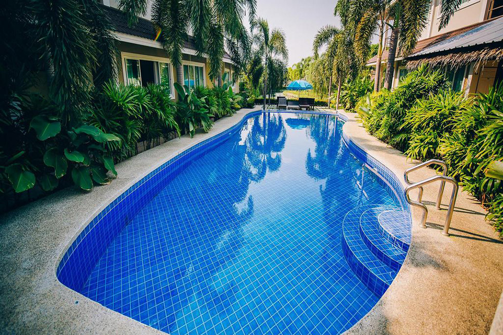 Zwembad Hotel Tips Thailand