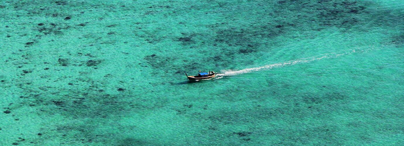 Longtailboot van Koh Adang naar Koh Lipe