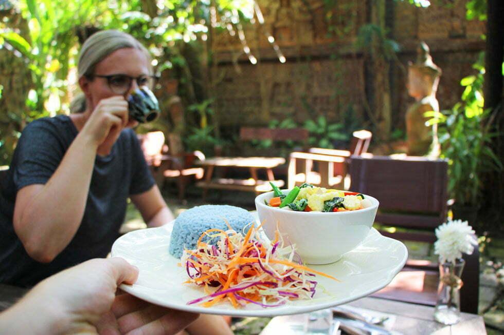 Clay Studio Coffee in The Garden in Chiang Mai