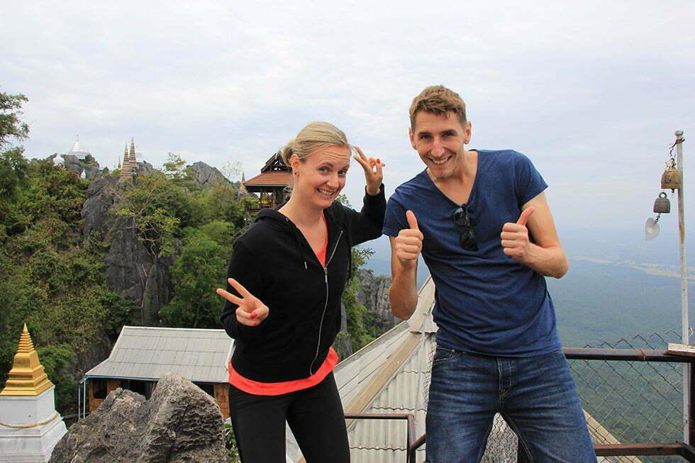 Sander en Mariska - Tips Thailand Affiliate Programma