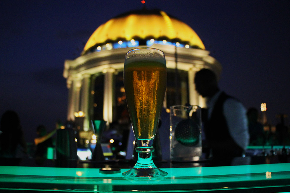 Sirocco & Sky Bar in Bangkok