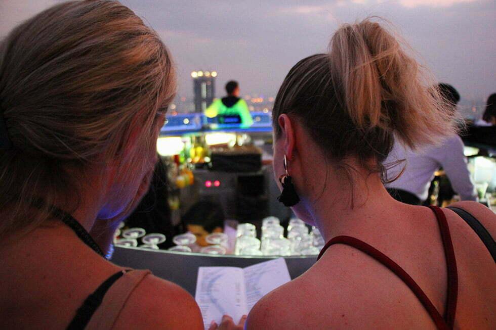 Sirocco & Sky Bar in Bangkok