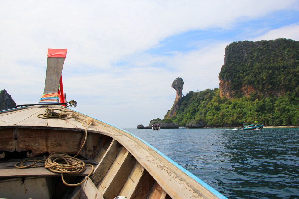 Koh Kai: Chicken Island in Krabi