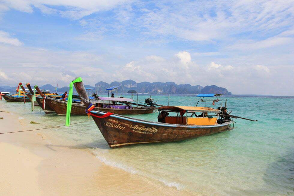route met Krabi