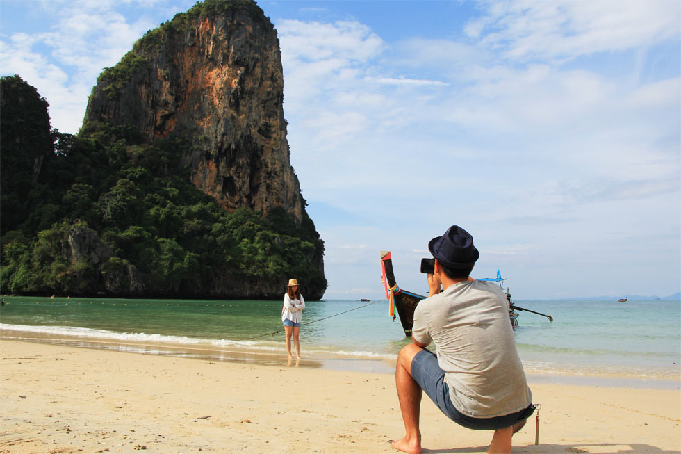Railay West in Krabi