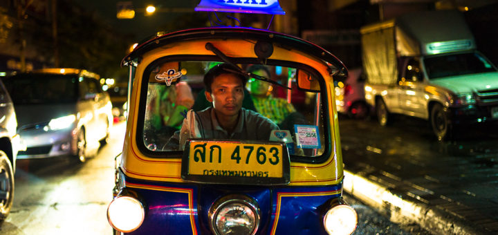 oplichting bangkok