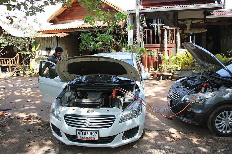 Autopech: altijd een vervangende auto