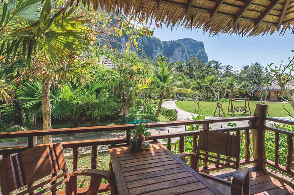 Resort in Krabi