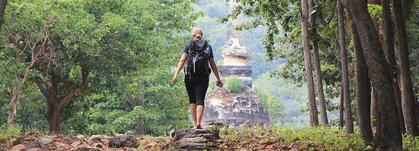 Mariska in Sukhothai