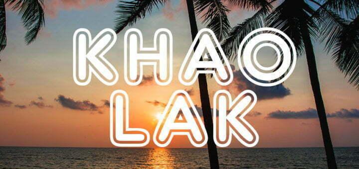 Tips voor Khao Lak