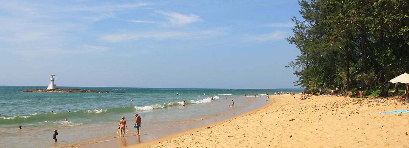Mooiste stranden van Khao Lak