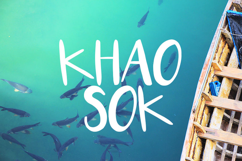 Khao Sok National Park Tips Thailand