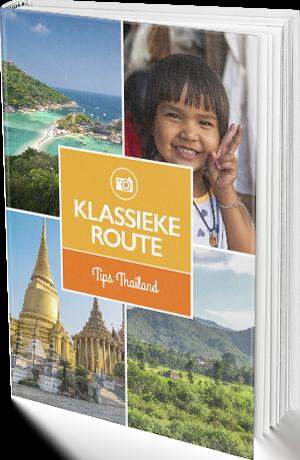 Tips Thailand Ebook - Klassieke Route