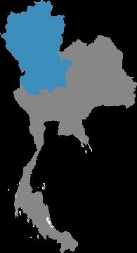 Noord-Thailand