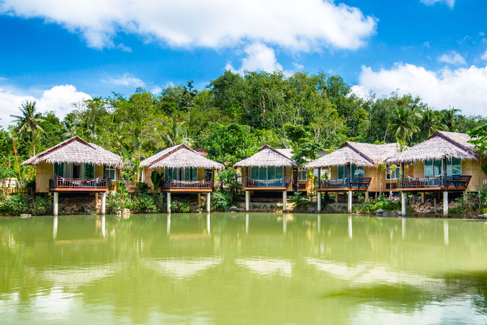 Ban Sainai Resort in Krabi