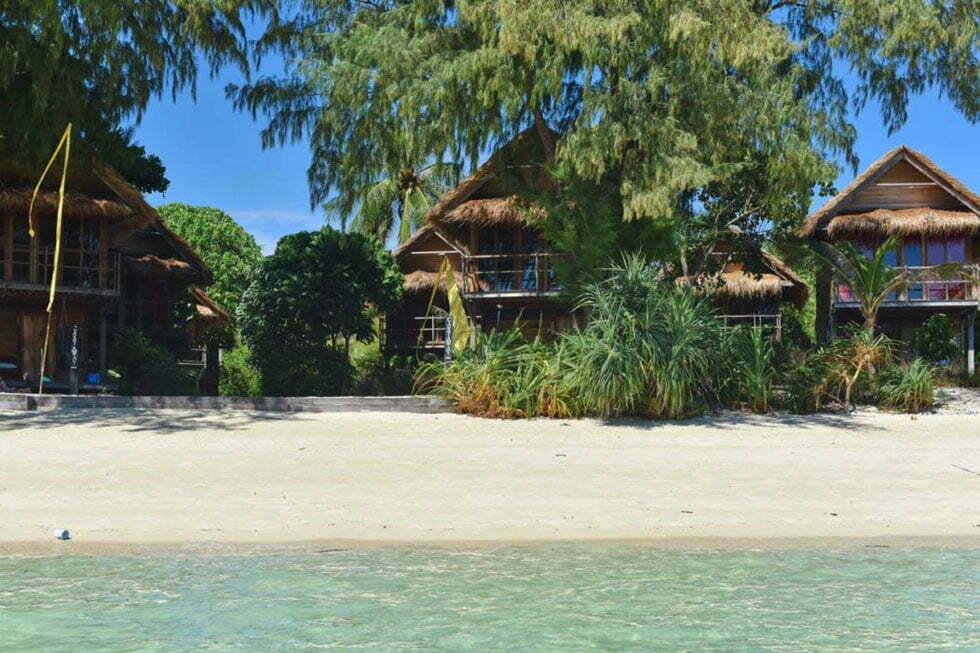 Castaway Resort op Koh Lipe