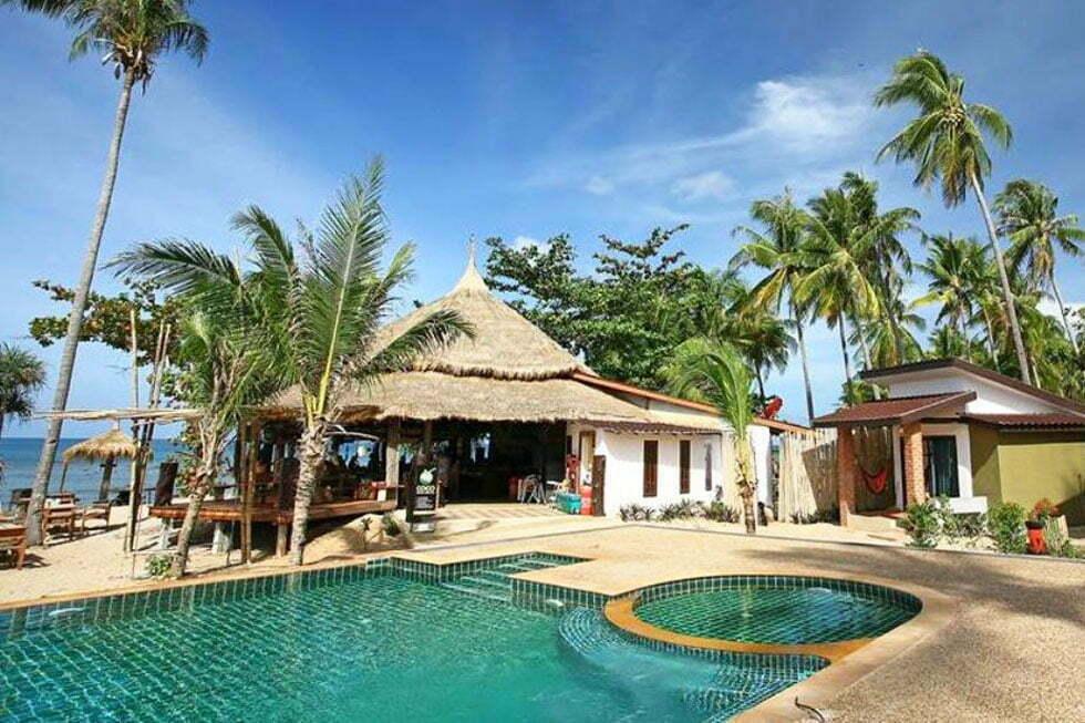 Coco Lanta Resort op Koh Lanta