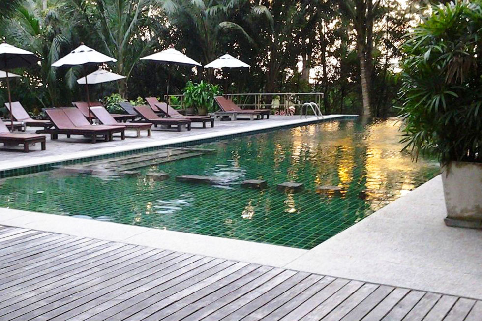 Haadson Resort in Khao Lak
